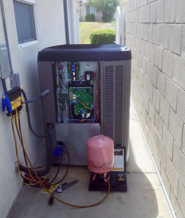 Ac Service Oasis Air Conditioning Bakersfield Ca